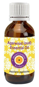 FRee Shipping Pure Agarwod Essential Oil Aquilaria agallocha 100% Natural Therapeutic Gr Oud  5ML