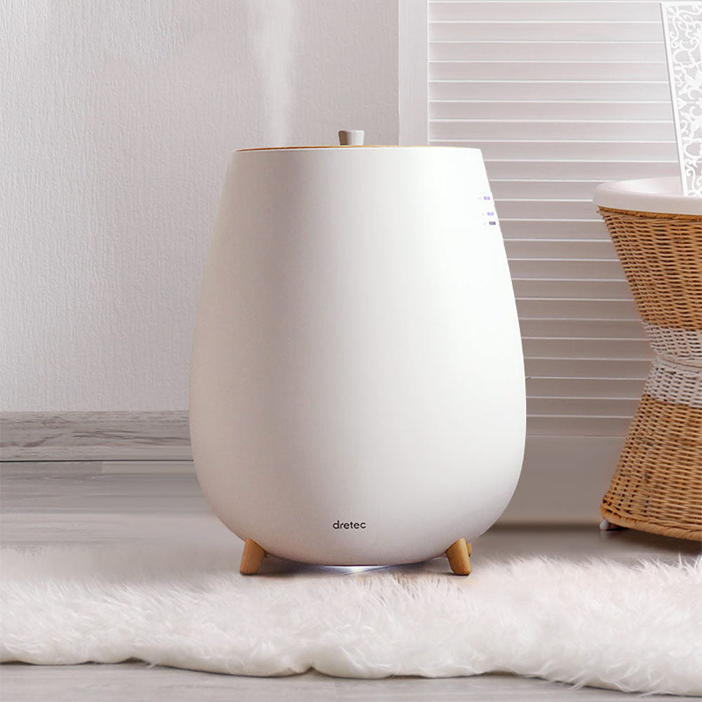 1400ML Capacity 220V-240V High Efficiency Ultrasonic Air Humidifier Household Essential Oil Aroma Diffuser Mist Maker