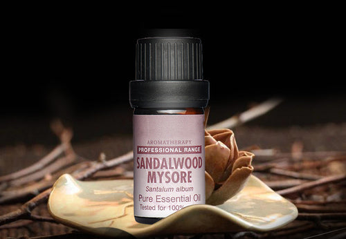 Sandalwood Essential Oil 5ml Facial Moisturizing Skin Care Aromatherapy