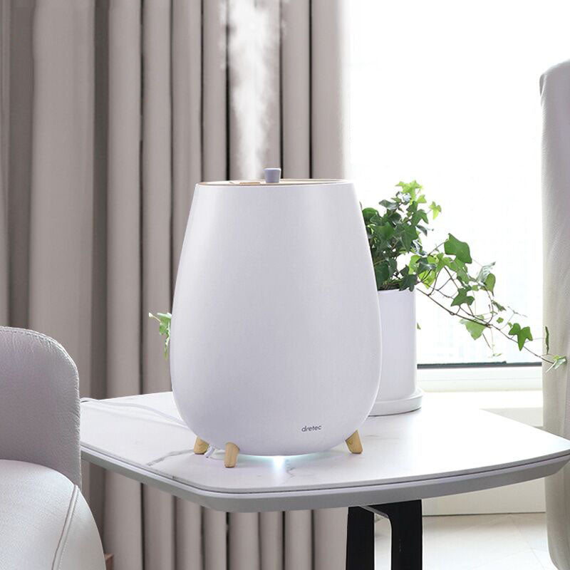 Household 220V Ultrasonic Air Humidifier Mist Maker 200ML/H High Efficiency Essential Oil Aroma Diffuser