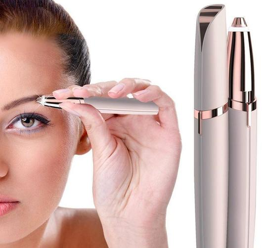 BUY 1 ELECTRIC EYEBROW TRIMMER & GET 50% OFF
