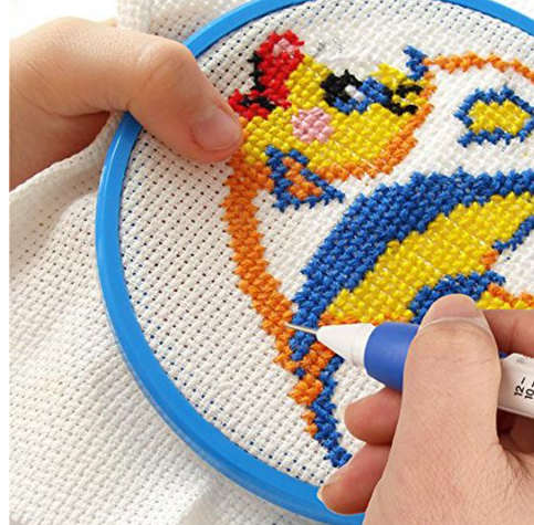 MAGIC EMBROIDERY PEN!!!