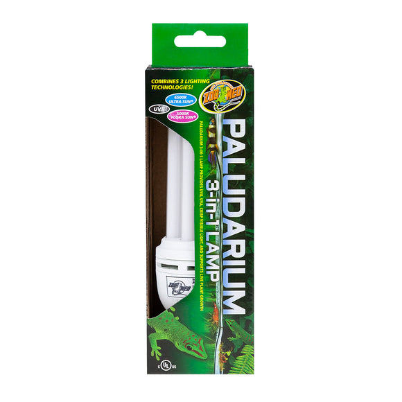 Zoo Med Paludarium 3-in-1 Lamp - 26 W