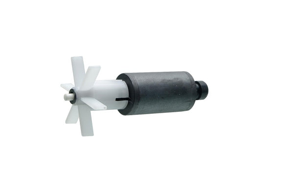 Fluval 306 Magentic Impeller with Shaft and Rubber Bushing
