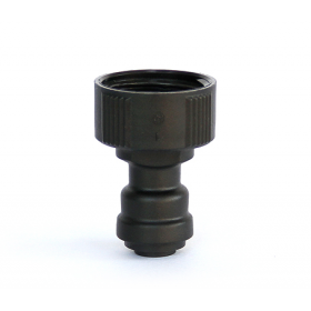 "RO Faucet Adaptor 3/4"" Female Thread to 1/4"" Tube"