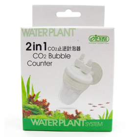ISTA 2in1 CO2 Bubble Counter