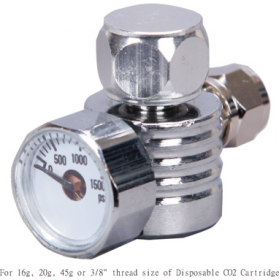 ISTA Mini CO2 Flow Regulator
