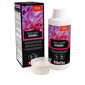 Red Sea Trace Colors Iodine+ (Coral Colors A) 500ml