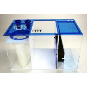 Eshopps AZU-100 Deluxe Reef Sump (up to 100g)