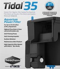 SEACHEM TIDAL POWER FILTERS- 35-55-75-110