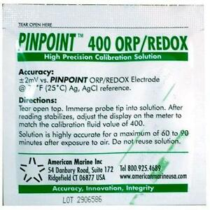 American Marine Pinpoint 400 ORP Calibration Fluid