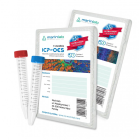 MarinLab ICP-OES 2 Test (RO & Aquarium Water)