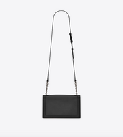SAINT LAURENT / 생로랑 Book bag in smooth leather 블랙