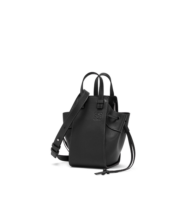 LOEWE / 로에베 해먹백 미니 블랙 Hammock drawstring mini bag black