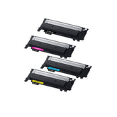 Toner Generico Samsung CLTC 404 M404 Y404 C430w C480w / C430  SL-C43X/SL-C48X PAgesk 1500
