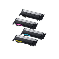 Toner Generico Samsung CLTC 404 M404 Y404 C430w C480w / C430  SL-C43X/SL-C48X PAgesk 1500 promo
