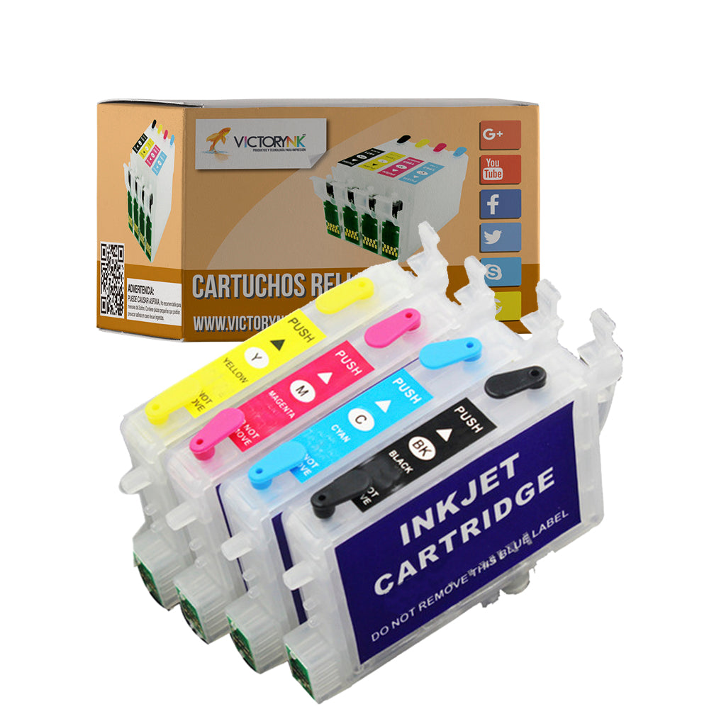 Cartucho recargable autoreseteable EPSON r 240 ultrachrome
