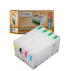Cartucho recargable autoreseteable EPSON E 6771