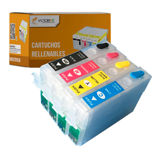 Cartucho recargable autoreseteable EPSON 1321