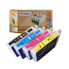 Cartucho recargable autoreseteable EPSON 73 NR