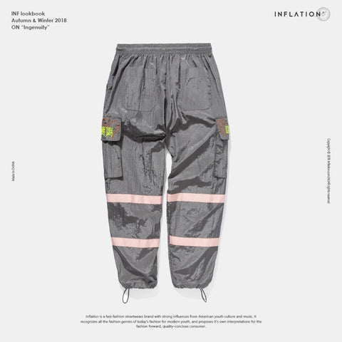 Grey sand Windbreaker Future  Rampage jogger - Mansion Boutique, Durham, NC