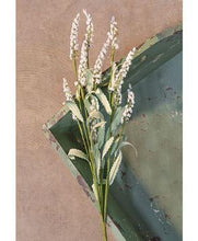 Load image into Gallery viewer, White Heather Spray - The Vintage Home Studio