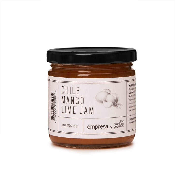 Chile Mango Lime Jam - The Vintage Home Studio