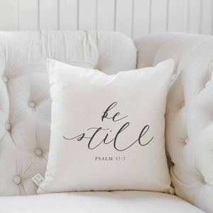Be Still Pillow