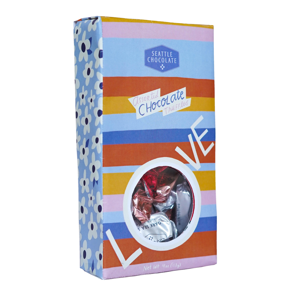 Chocolate is Love Gift Box - The Vintage Home Studio