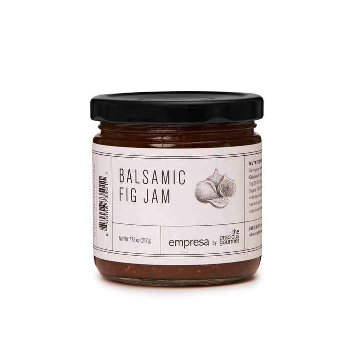 Balsamic Fig Jam - The Vintage Home Studio