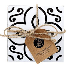 Arabesque Cardboard Coasters