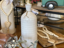 Load image into Gallery viewer, Textured Skinny Vases - The Vintage Home Studio