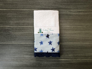 Oh My Stars Crochet Kitchen Bar Mop Towel - The Vintage Home Studio