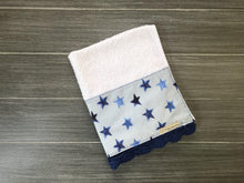 Load image into Gallery viewer, Oh My Stars Crochet Kitchen Bar Mop Towel - The Vintage Home Studio