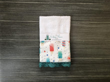 Load image into Gallery viewer, Popsicles Crochet Kitchen Bar Mop Towel - The Vintage Home Studio