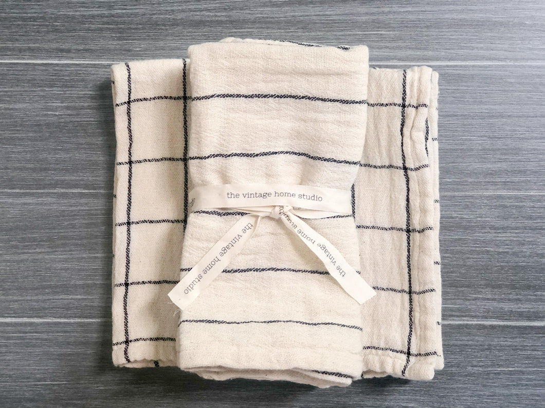 Farmhouse Napkin Set