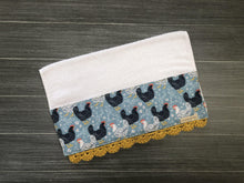 Load image into Gallery viewer, On the Farm Crochet Kitchen Bar Mop Towel - The Vintage Home Studio