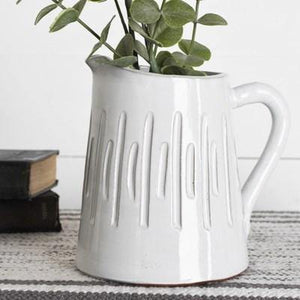 Modern Pitcher - The Vintage Home Studio