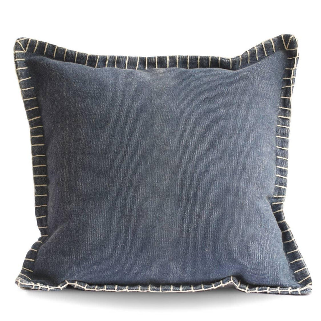 Stone Washed Cotton Pillow - The Vintage Home Studio