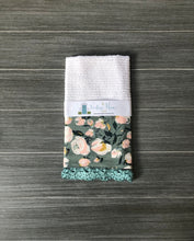 Load image into Gallery viewer, RETIRING Everlasting Blooms Crochet Kitchen Bar Mop Towel