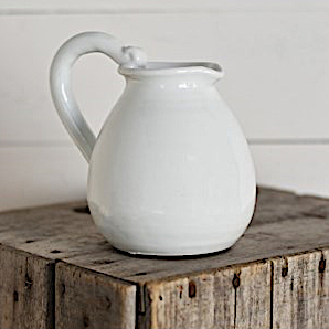 Small Pitcher Vase