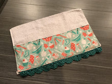 Load image into Gallery viewer, We Whisk You a Merry Christmas Crochet Kitchen Bar Mop Towel