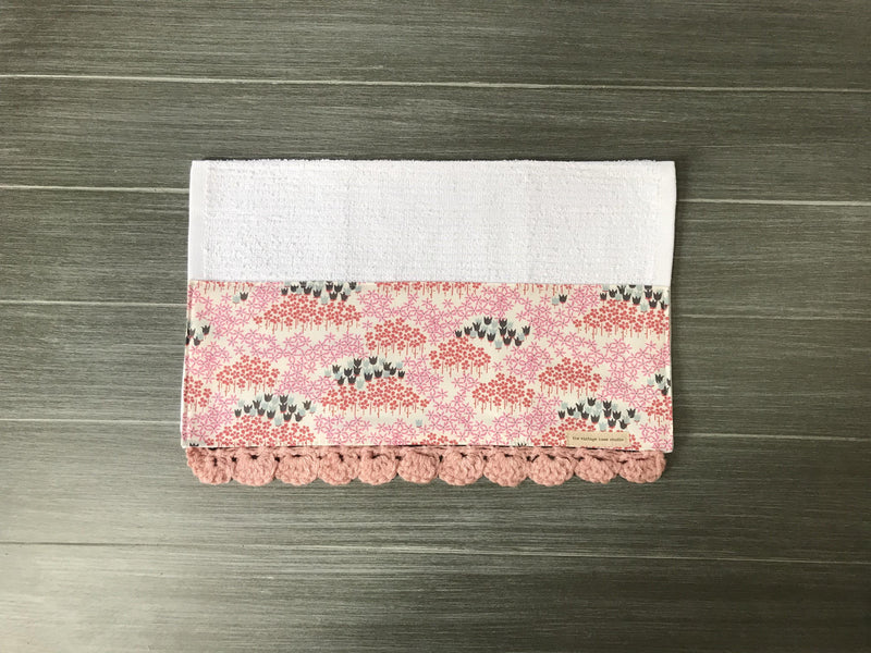 RETIRING Jolie Fresh Crochet Kitchen Bar Mop Towel
