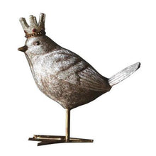 Load image into Gallery viewer, Royal Resin Birds - The Vintage Home Studio