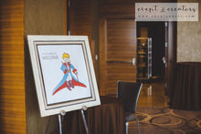 Load image into Gallery viewer, Little Prince Birthday Table 1St Party
