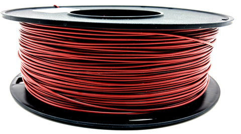 Maroon PLA Filament 1.75 mm   1 kg-Natureworks 3D850 High Temp