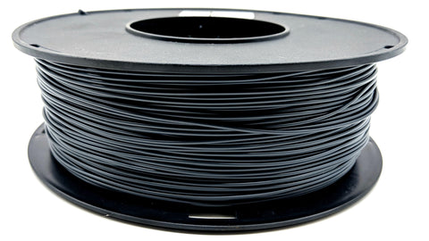 Dark Grey PLA Filament 1.75 mm, 1 kg-Natureworks 3D850 High Heat