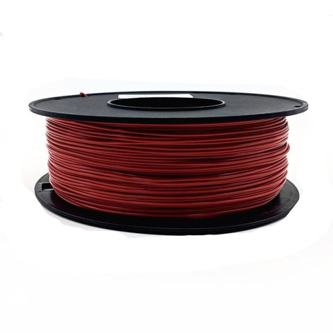 Red PLA Filament 1.75mm 1 kg-Natureworks 3D850 High Temp