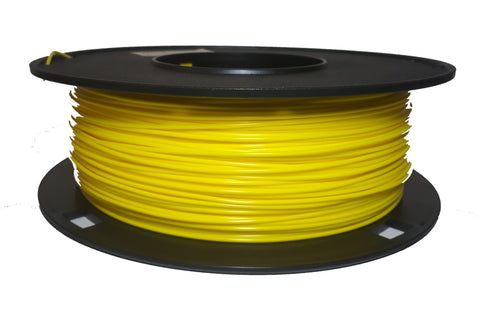 Yellow PLA 1.75 mm 1 kg- High Heat Natureworks 3D850
