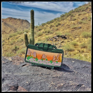 Saguaro Sunset Claymore